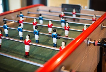 Old Nick's Pub Foosball Table